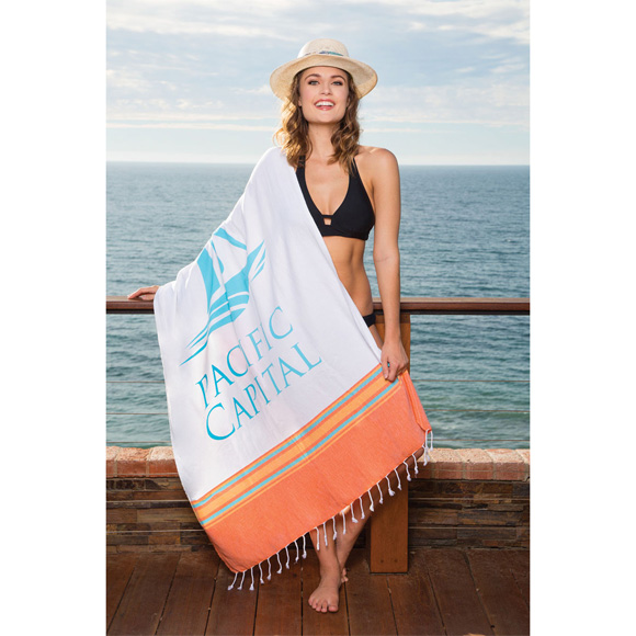 BH1001 - Turkish Peshtemal Beach Towel