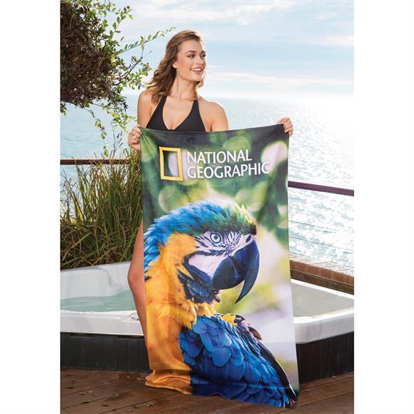 BP1529 - Subli-Plush Velour Beach Towel
