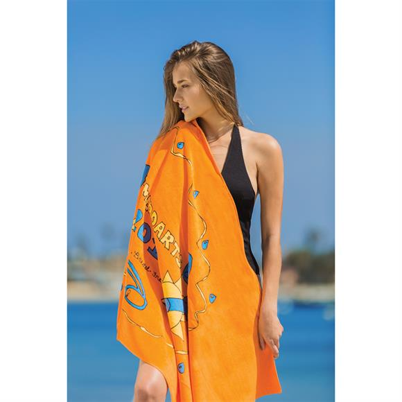 BV1103 - Premium Velour Beach Towel