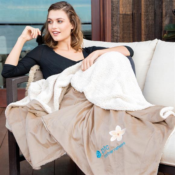 Swaeter Knitted Blanket