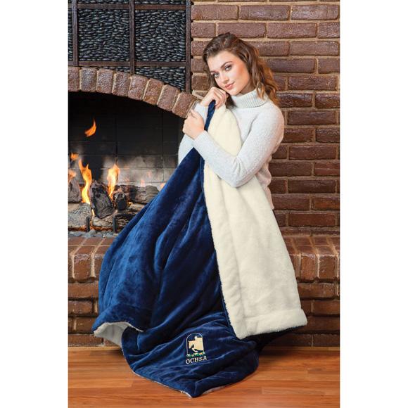 DP1743 - Plush Comforter Throw