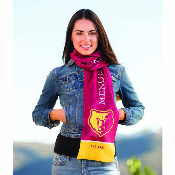 EPS301 - Sublimated Microfiber Scarf