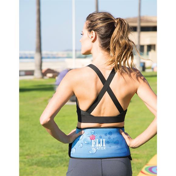 FBELT01 - Sublimated Fitness Belt
