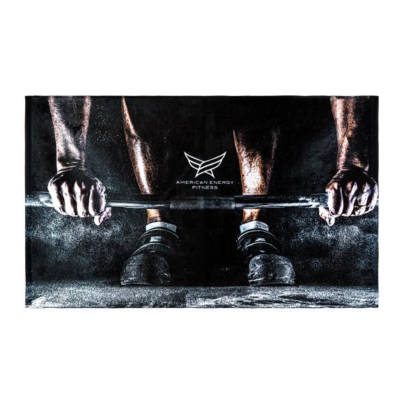 GP1528 - Subli-Plush Velour Hand/Sports Towel