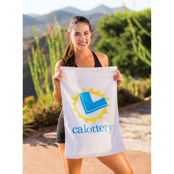 GV1201 - Premium Velour Hand & Sports Towel