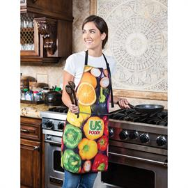 Sublimated Kitchen Apron