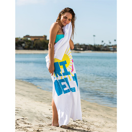 Promotional Loop Terry Beach Towel
