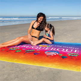 Subli-Plush Velour Beach Towel 4-2