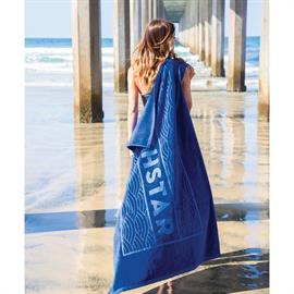 Oversize Velour Beach Towel