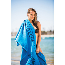 Oversize Velour Beach Towel
