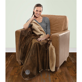 Rustic Ranch Throw