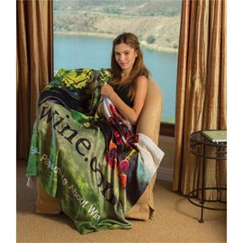 Extra Large Tahoe Microfleece Throw