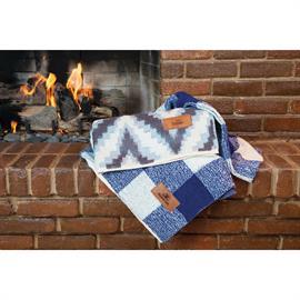 Plaid Berber Blanket