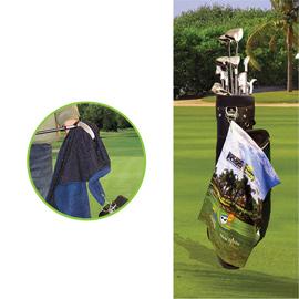 Microfiber Scrubber Golf Towel