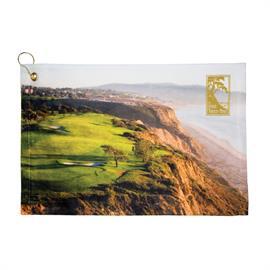 Microfiber Velour Golf Towel
