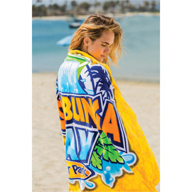 Loop Terry Fiber Reactive Beach Towel