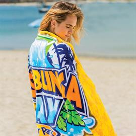 Microfiber Reactive Beach Towel